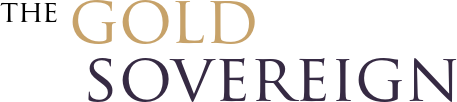 The Gold Sovereign Logo